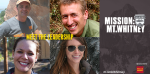 Meet the leadership behind Mission: Mt. Whitney. Each of them have a great story to tell: http://www.s2s2014.org/media-center/