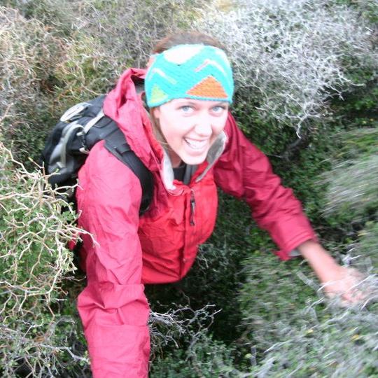 Alicia Robison, Program Coordinator,<br>Soldiers to Summits