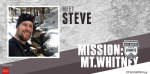 Steve isn't climbing just to overcome his own barriers; he's climbing to work with the rest of the team to combat their issues as well. http://bit.ly/s2s-steve